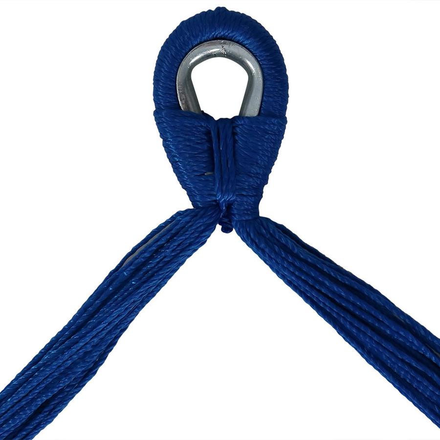Blue Top Hanging Loop