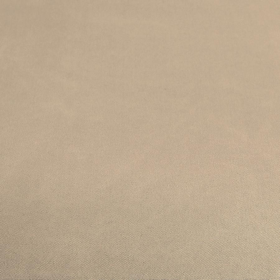 Closeup Tan Cushion Fabric