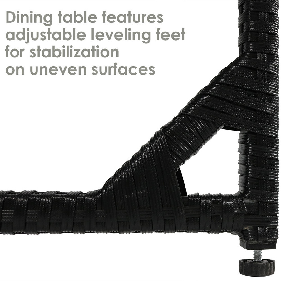 Dining Table Leveling Foot