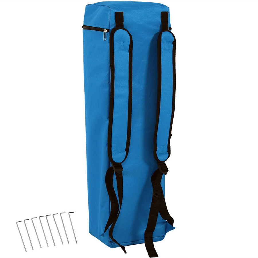 Blue Backpack Carrier