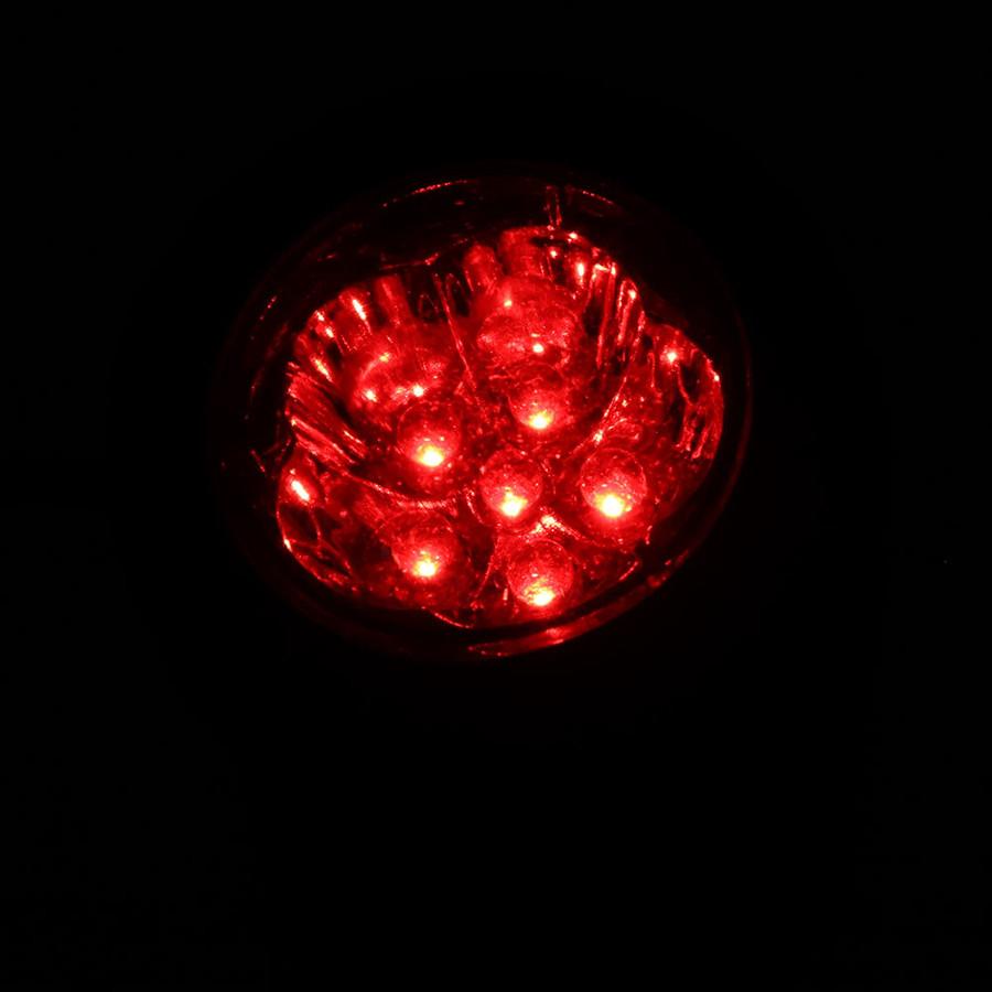 Sunnydaze Solar Powered LED Multi-Color Lights, Set of 3