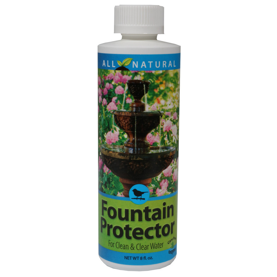 CareFree 95990 Fountain Protector, 8-Ounce