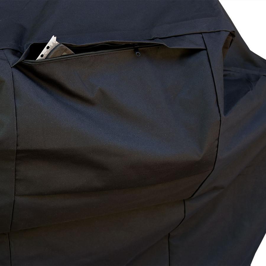 Zippered Storage
