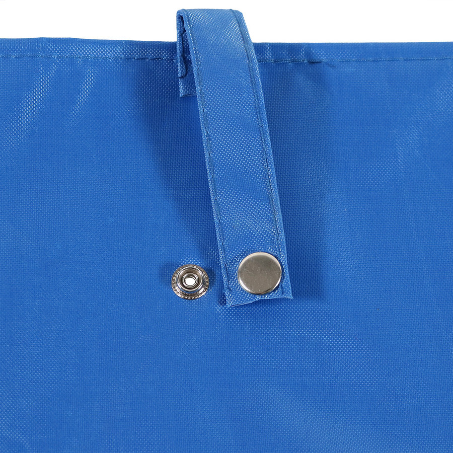 Blue Cart Liner Snap