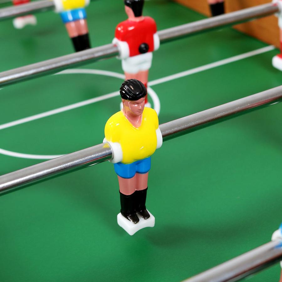 Closeup of Players