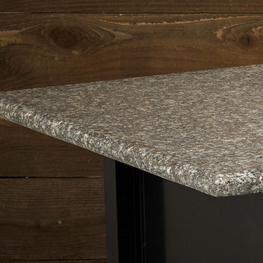 Pebble Granite Rectangle Closeup
