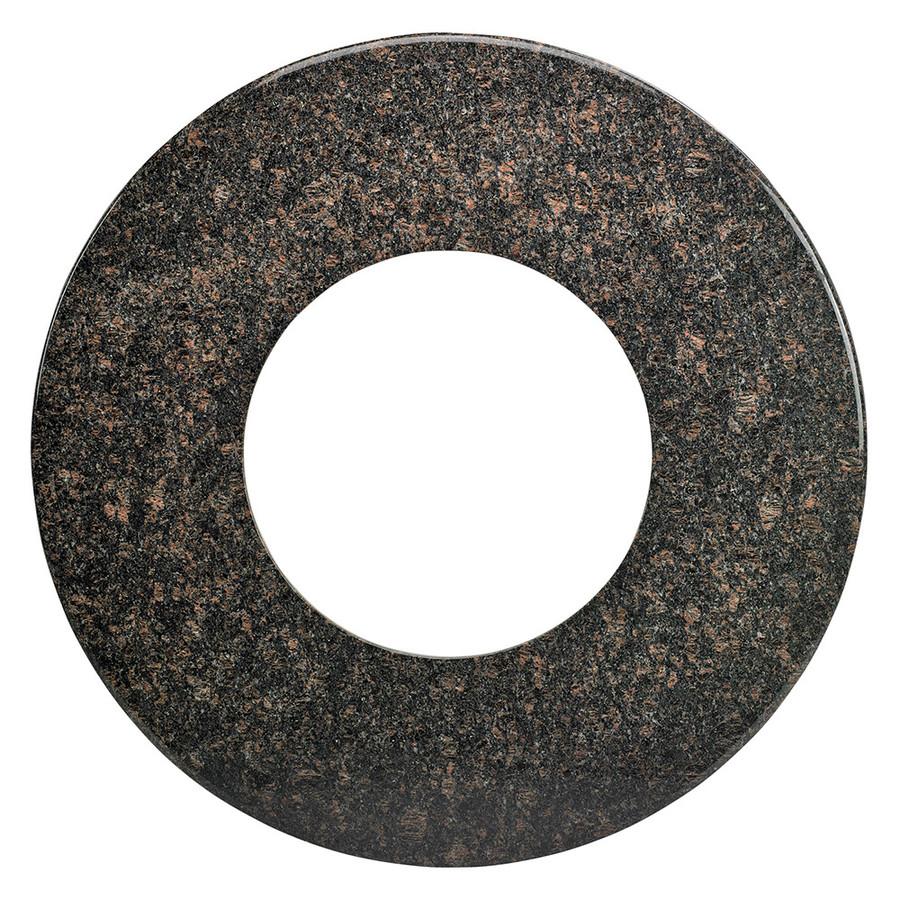 Black Mahogany Round Swatch