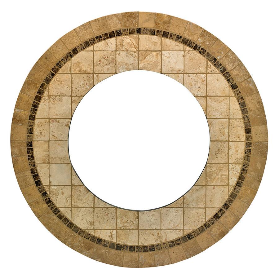 Capistrano Mosaic Round Swatch