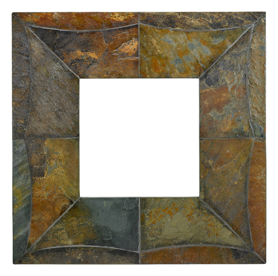 Rusty Slate Square Swatch