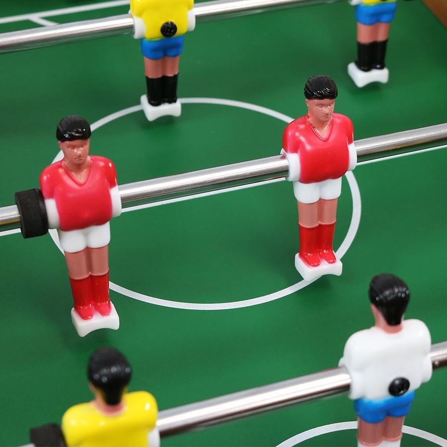 Sunnydaze 20-Inch Tabletop Foosball Table Game