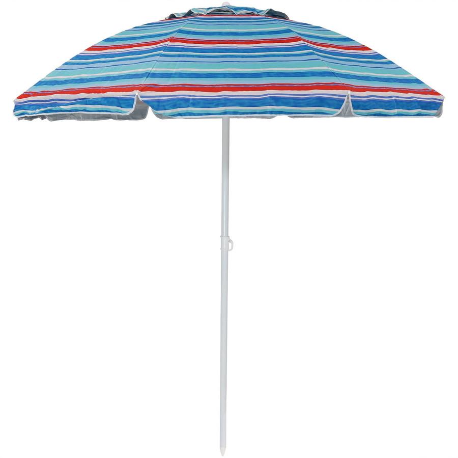 Pacific Stripe Beach Umbrella