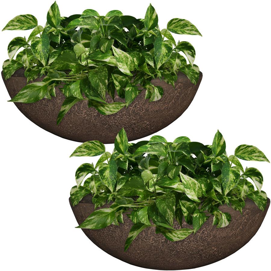 Percival Indoor/Outdoor Planter, Set of 2