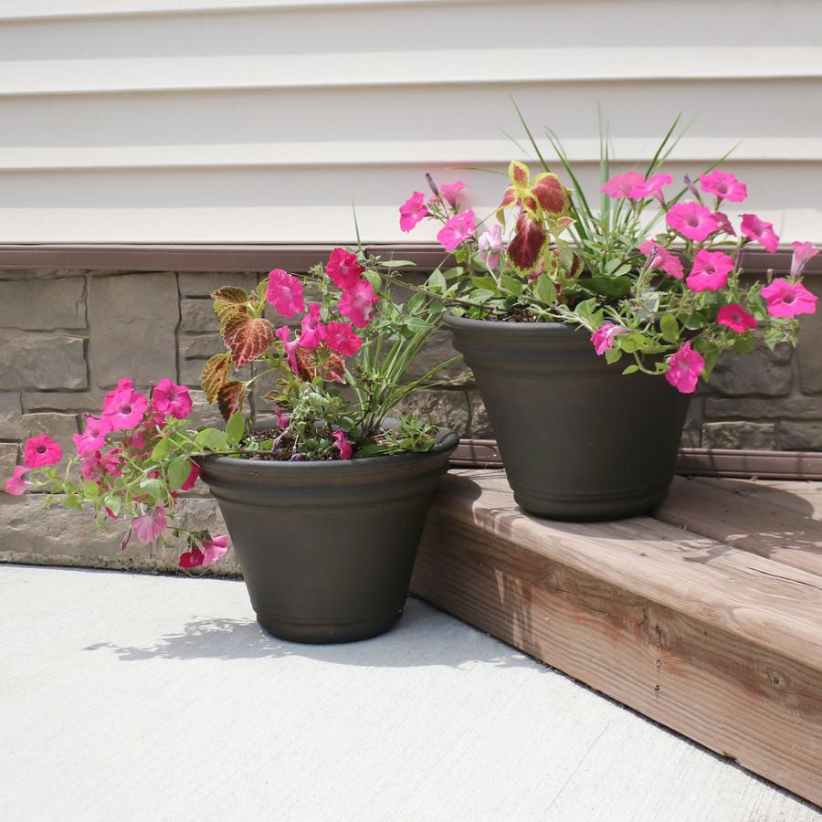 Stewart Indoor/Outdoor Planter, Set of 2