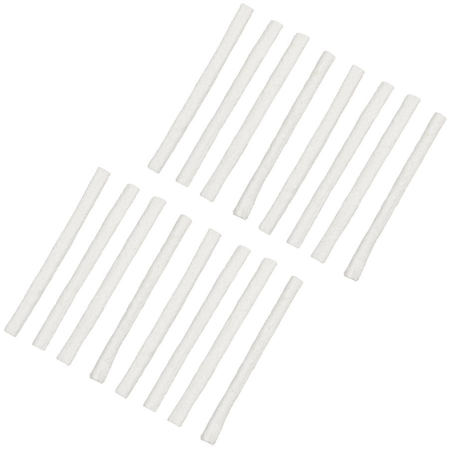 Fiberglass Replacement Wicks, 16-Pack
