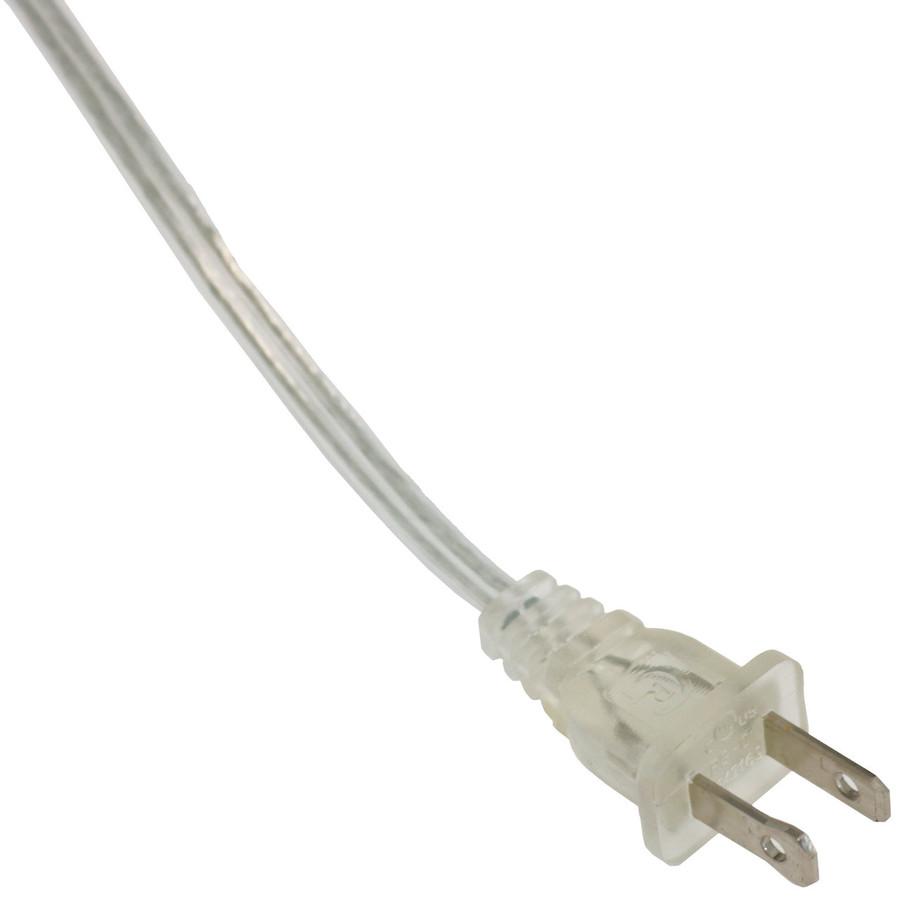 Closeup of Plug for Lamp