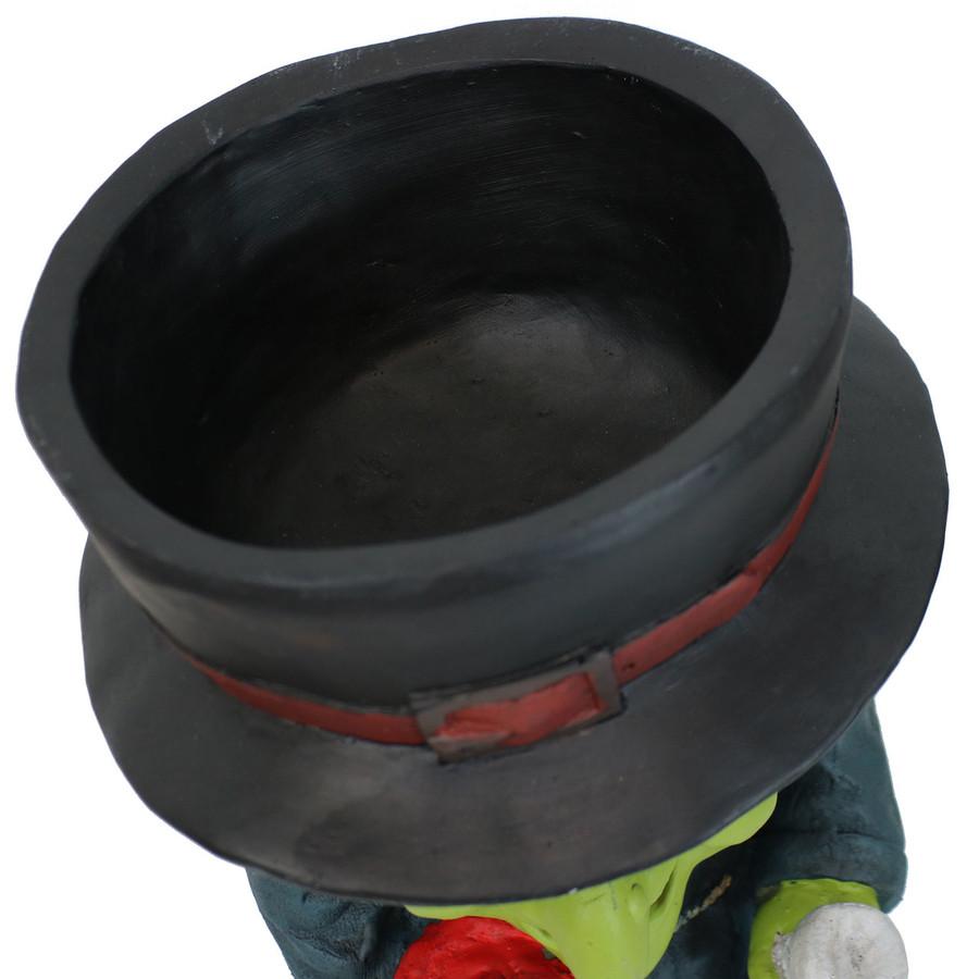 Closeup of Built-In Bowl