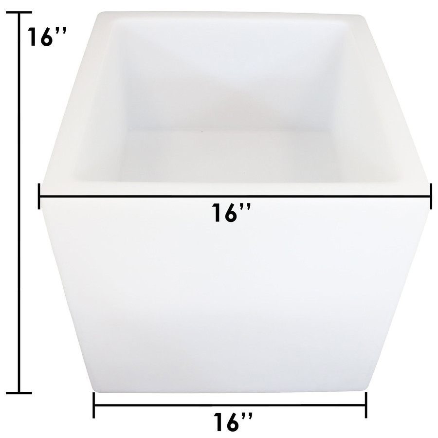Dimensions of Ice Bucket