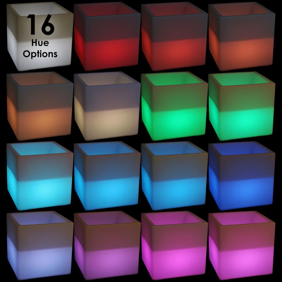 16 Hue Options