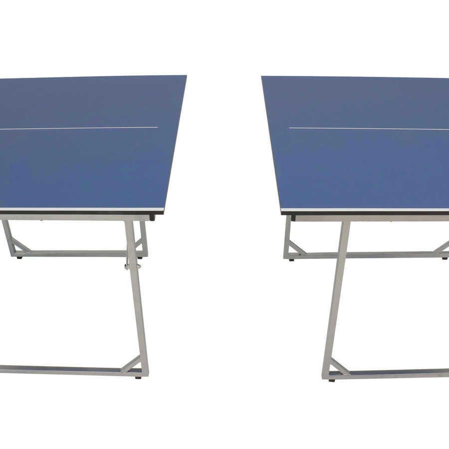 Two-Piece Tennis Table
