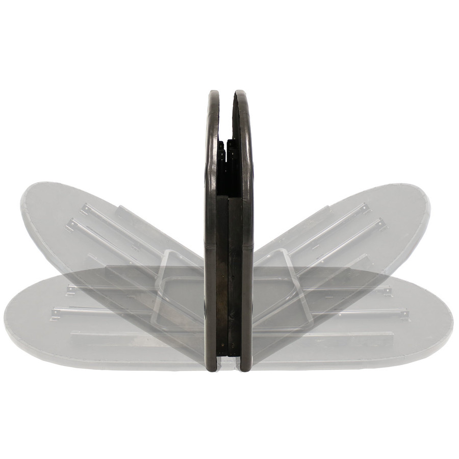 Table Folds in Half