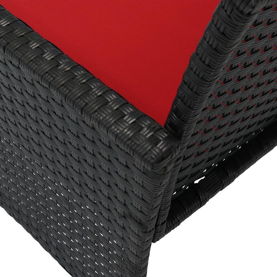 Closeup of Furniture