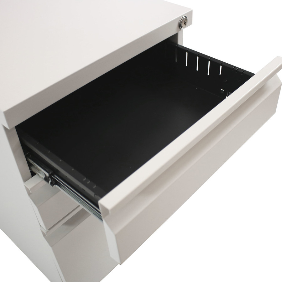 Closeup of Top Drawer Open