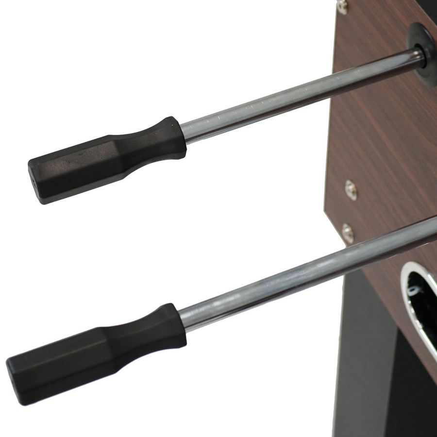 Closeup of Telescoping Rod