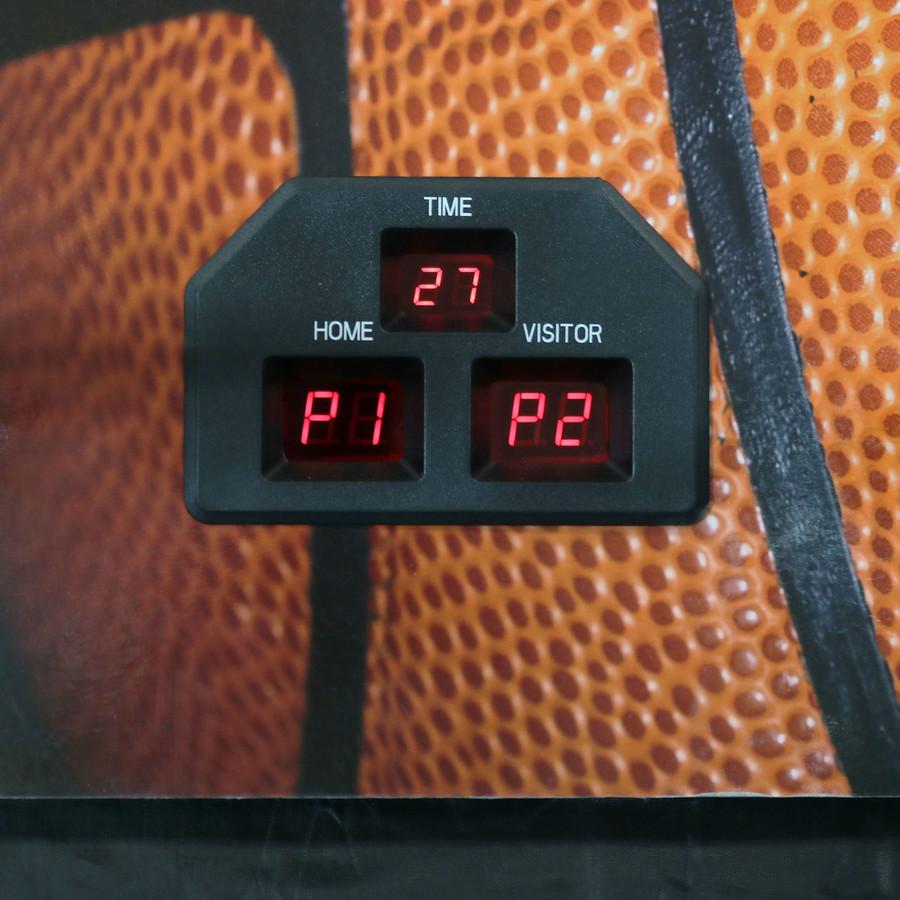 Closeup of Scoreboard
