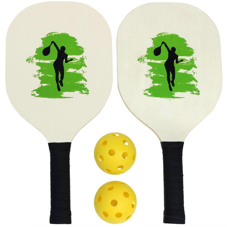 Paddles and Balls