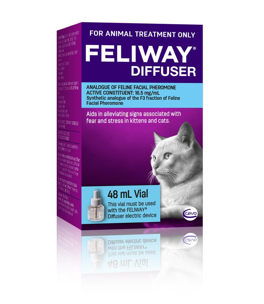 Feliway 48mL Diffuser Refill