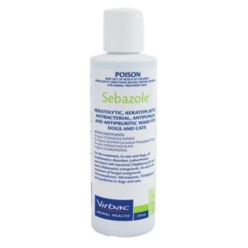 Sebazole Shampoo 250mL