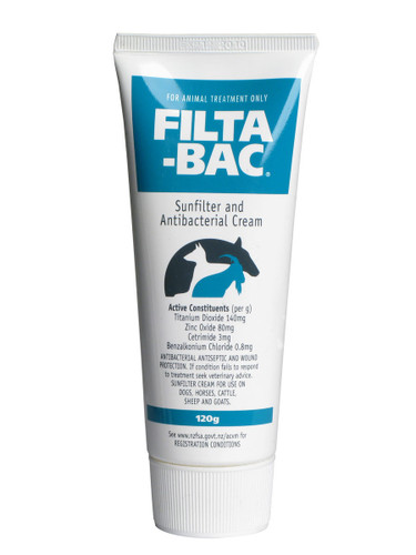 Filta-Bac Tube 120gm