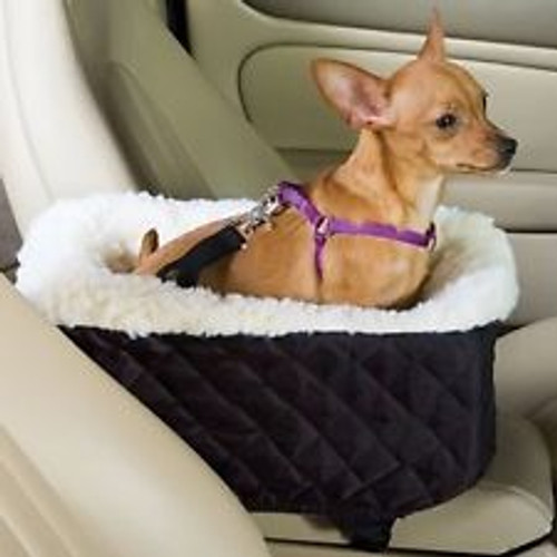 Center Console Snoozer Pet Car Seat