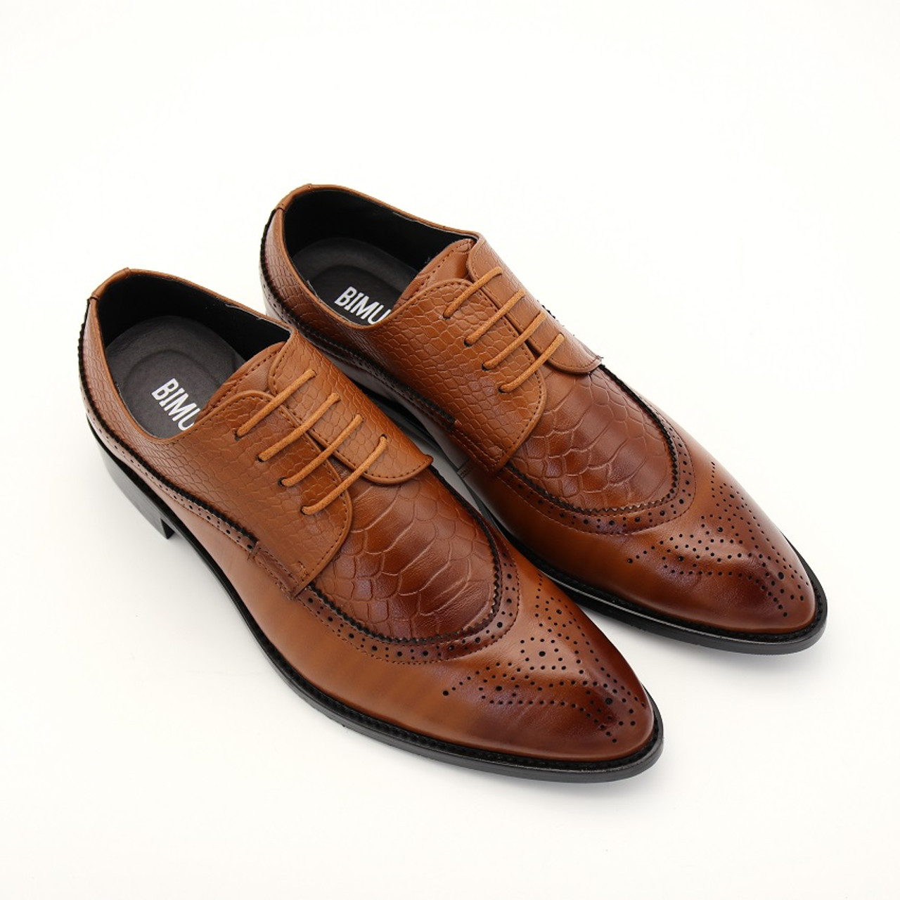 Imported Size 47 48 Fashion Mens Formal Dress Shoes Pointed Toe