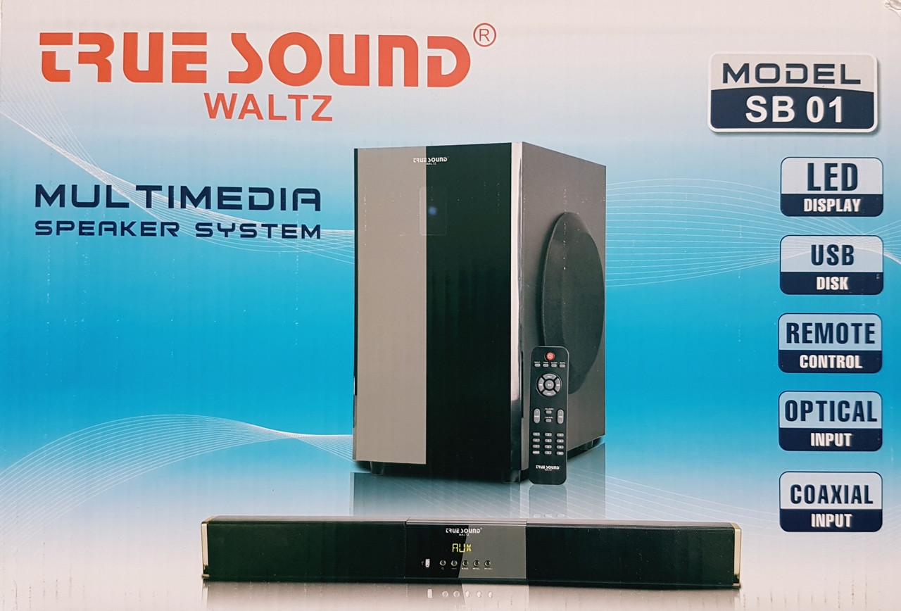 Wireless Home Theater System True Sound HD 14000 PMPO (SB-01) by ...
