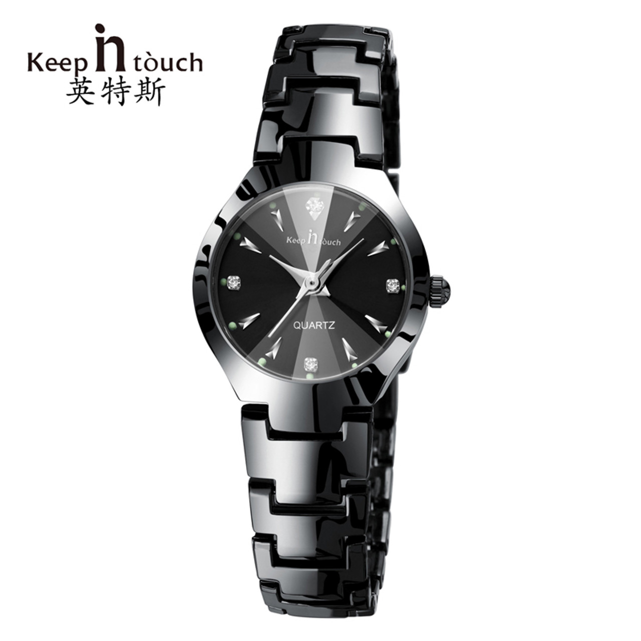 amazon strap dp s bracelet women brand woman hollow kimio square quartz com lady watches latest rose luxury gold black