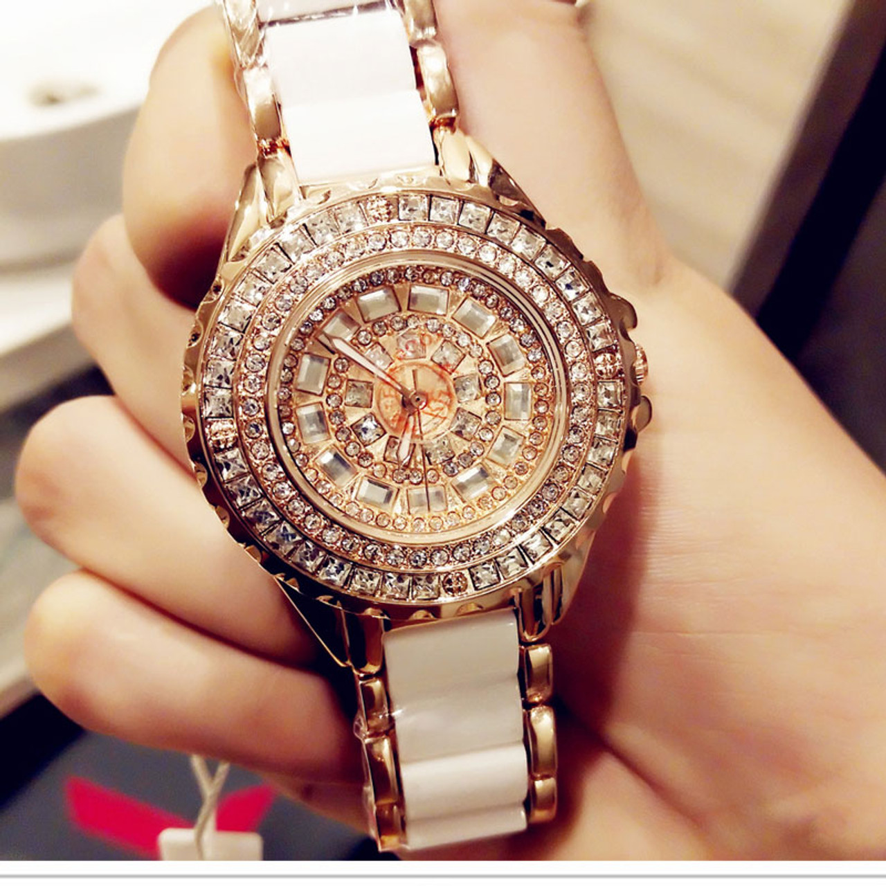 Fashion jewelry and watches
