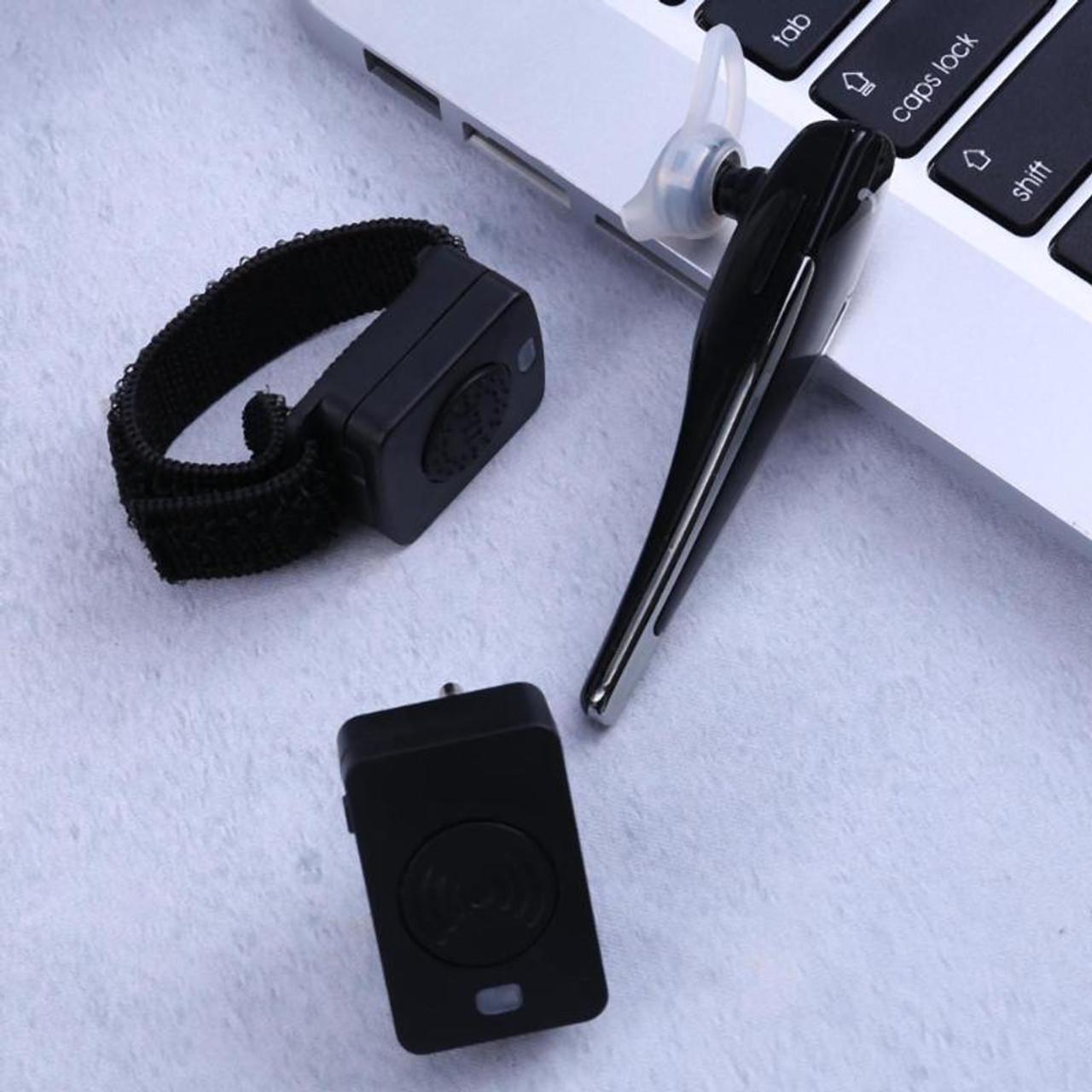Wireless Bluetooth Handsfree K Type Earphone Handheld 2 Way Wireless ...