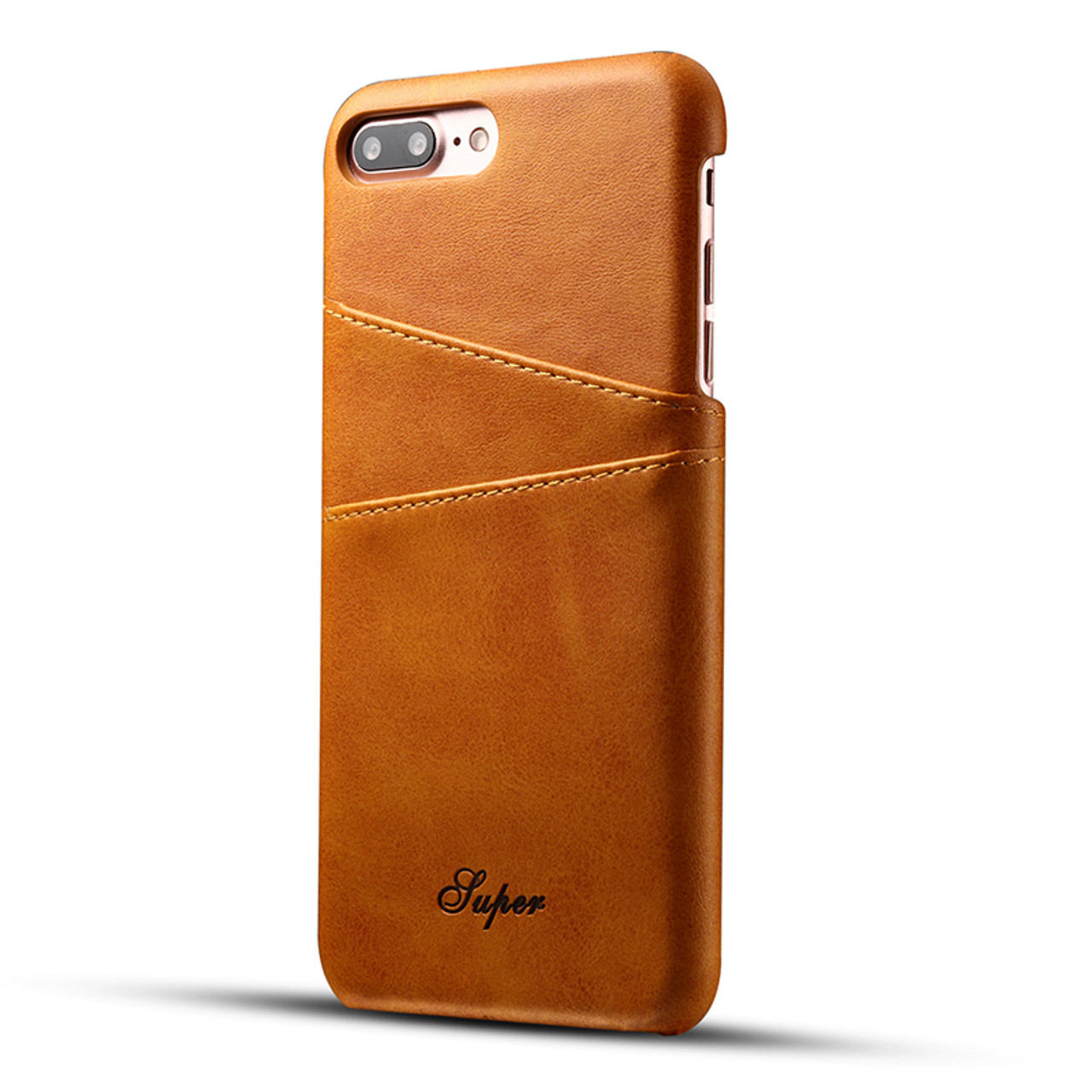 Luxury PU Leather Wallet Case For iPhone 7 Case Plus iPhone 6 Case ...