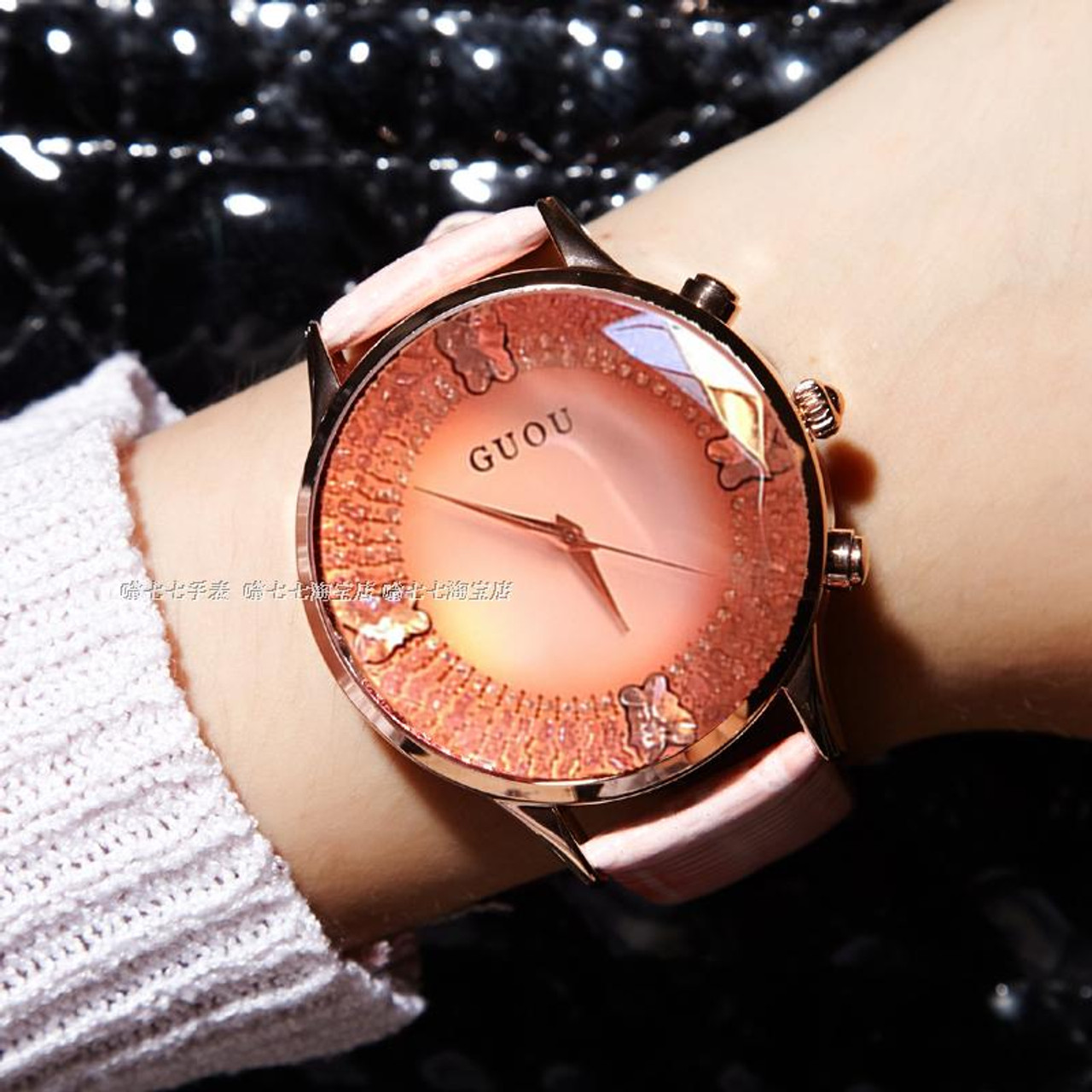 candy silicone lady kids wristwatch from quartz silicon waterproof watch new watches dress summer rainbow in lover fashion item relogio women s casual