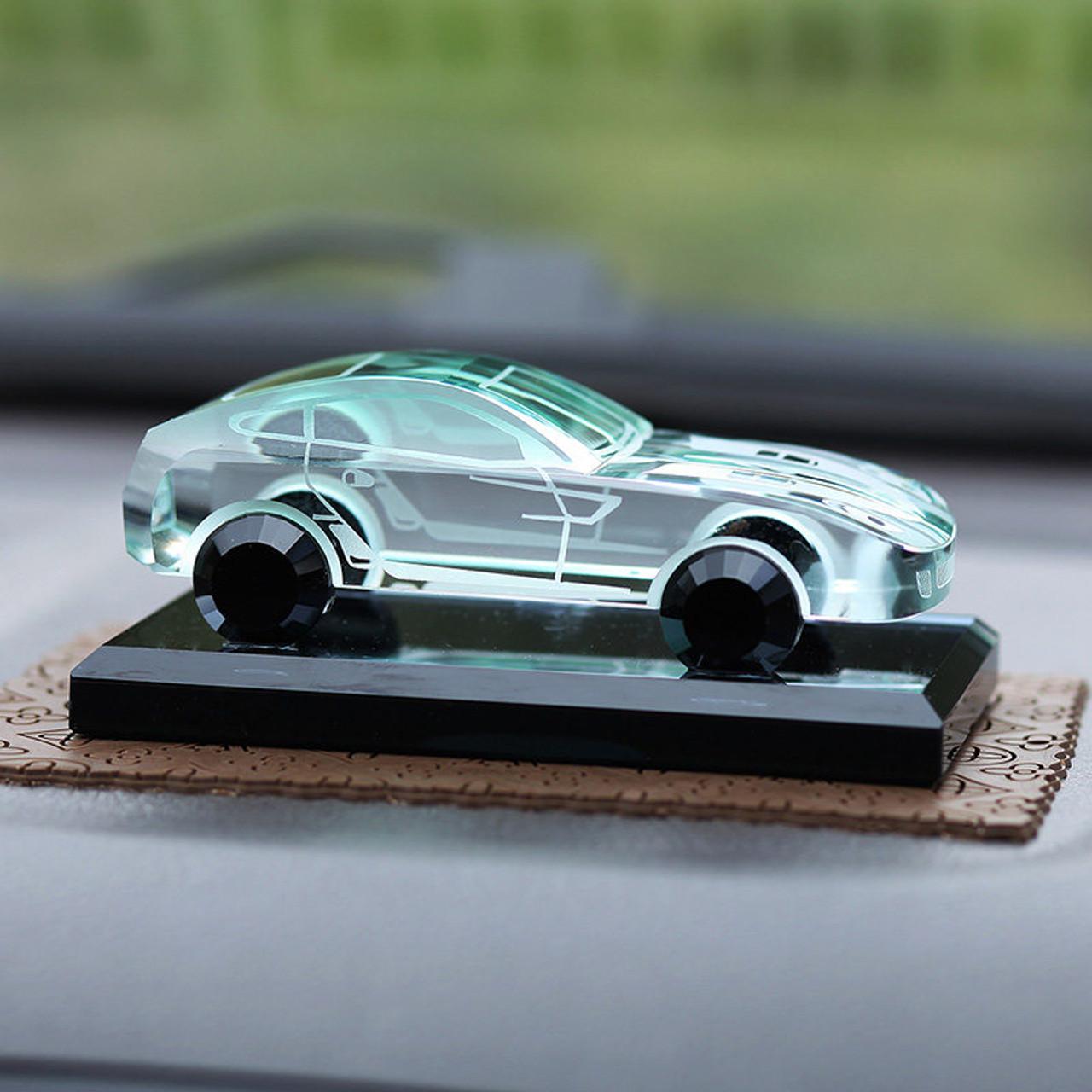 Luxury Car Dashboard Perfume Ornaments Auto Interior