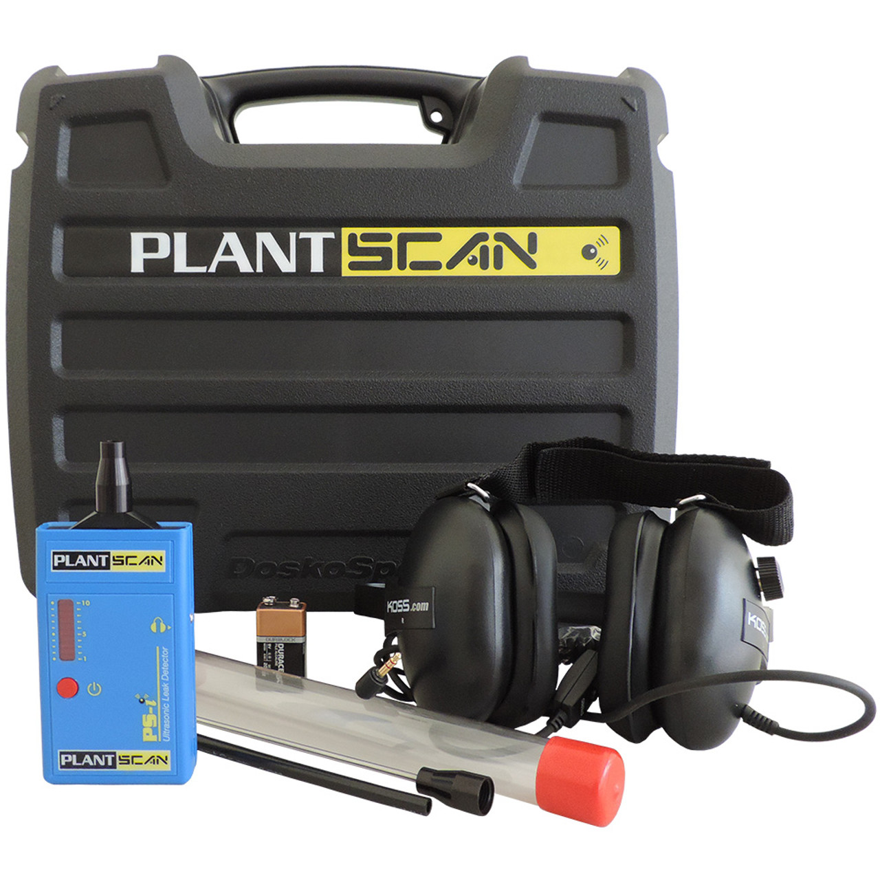 Ps-i HD Kit - Ultrasonic Leak Detector