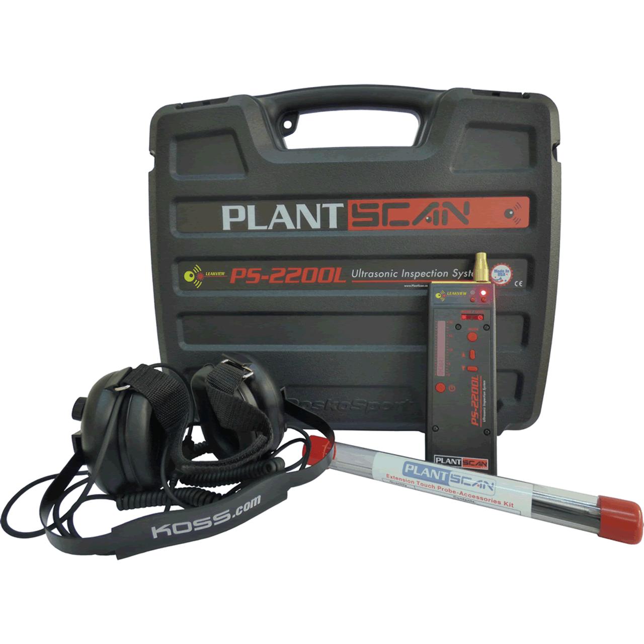 PS-2200L LeakView® Ultrasonic Leak Detector