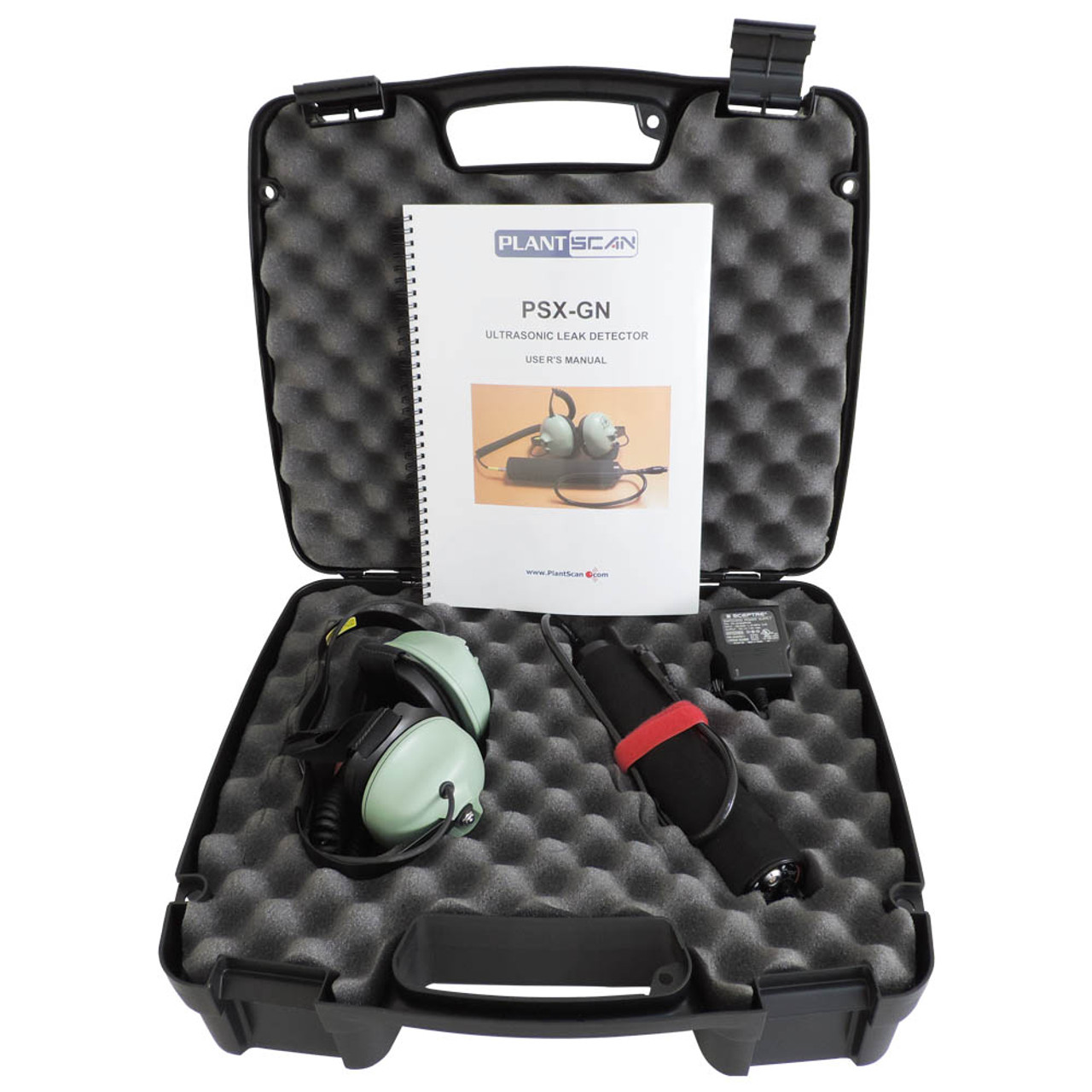 PSX-GN Ultrasonic Leak Detector - Complete Kit