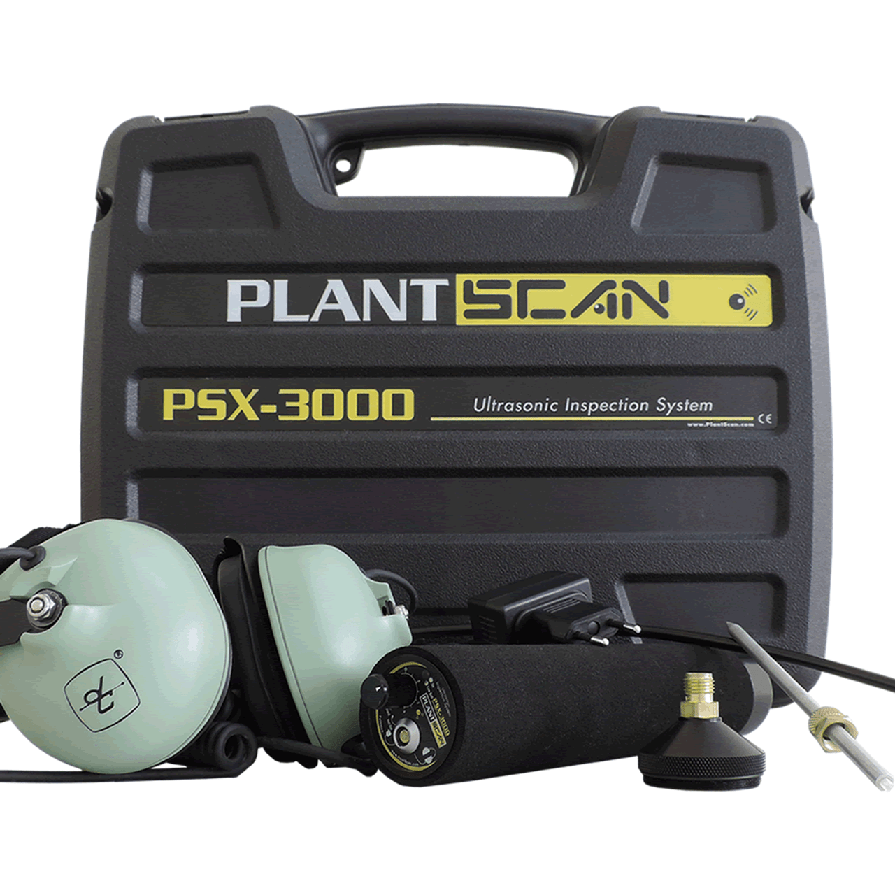 PSX 3000 - Ultrasonic Leak Detector & Condition Monitor
