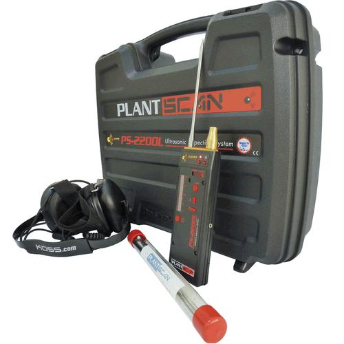 "PS-2200L LeakView® Ultrasonic Leak Detector ""Side View"""