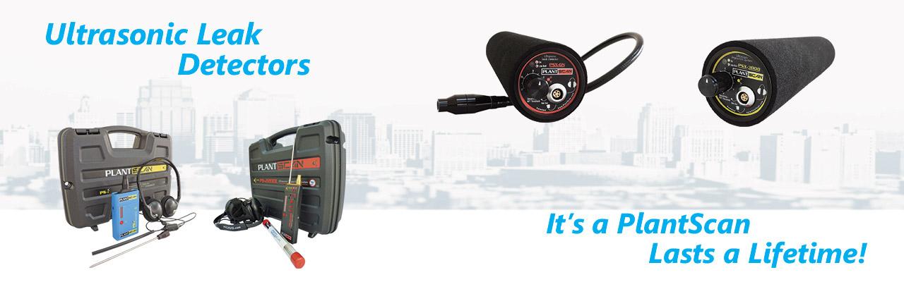 Ultrasonic Leak Detectors PlantScan