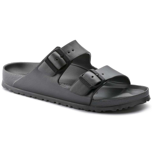 Women's Arizona Essentials Metallic Anthracite EVA Sandals