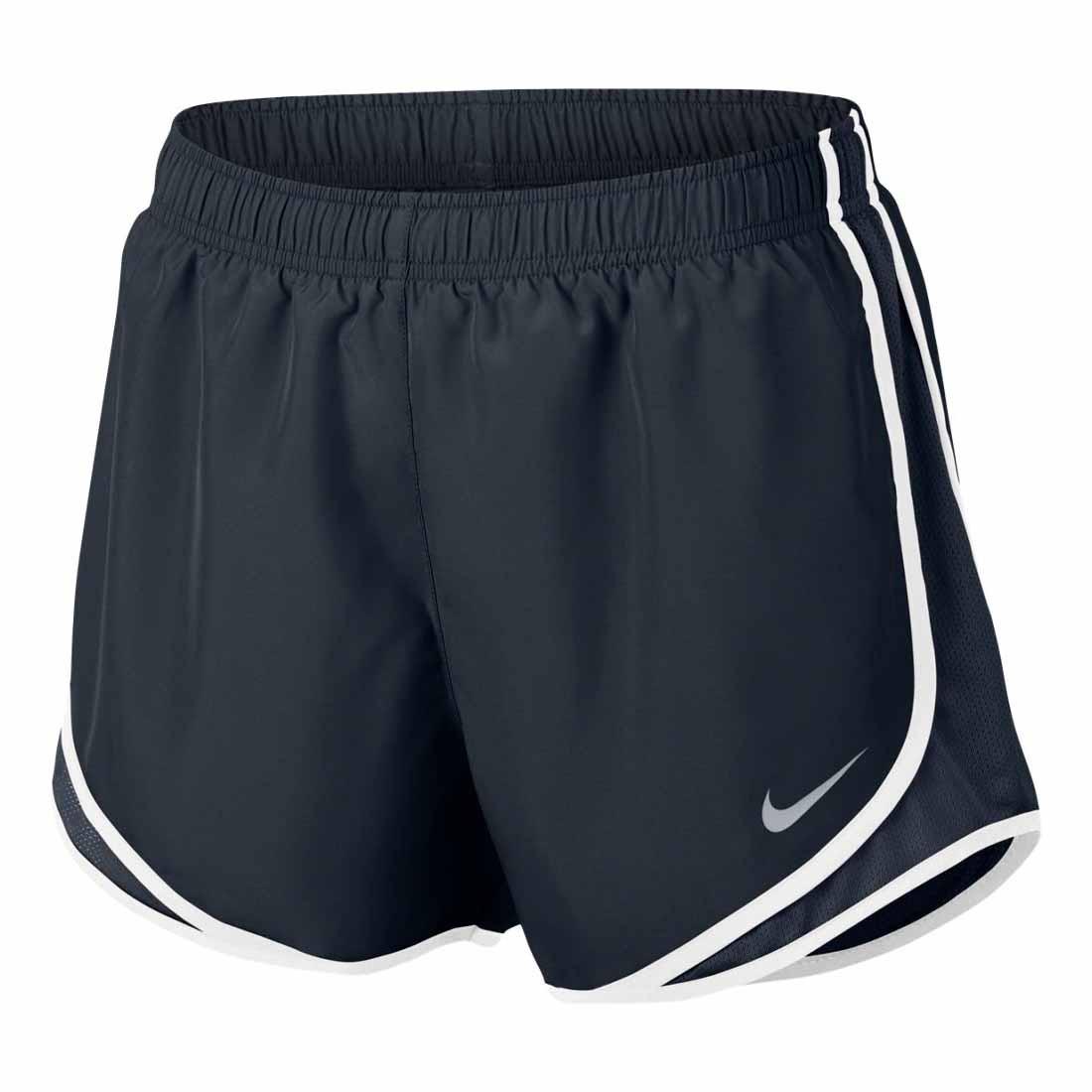 Women's Navy Nike Tempo Running Shorts
