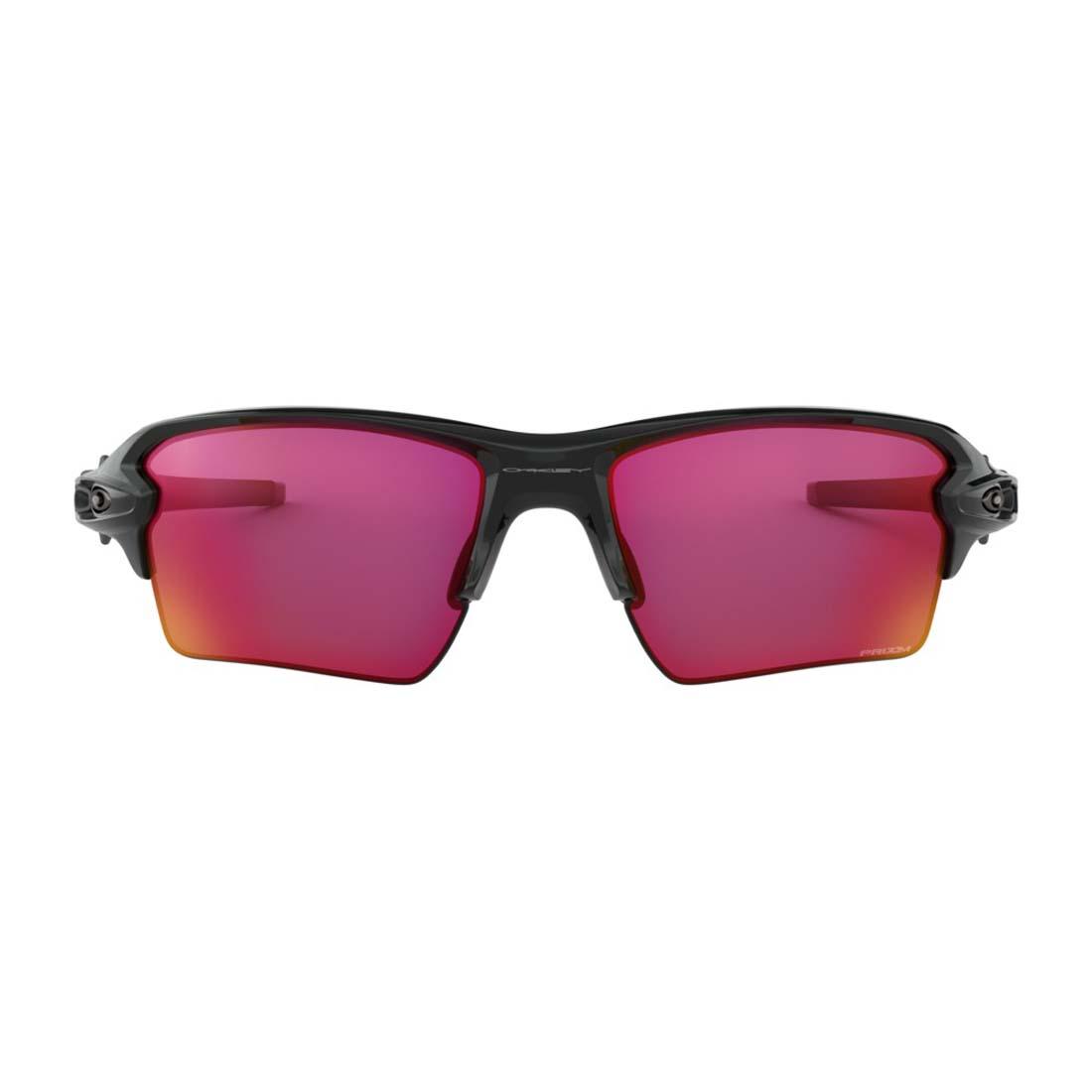 Men's Black Polish/ Prizm Field Flak 2.0 XL Glasses